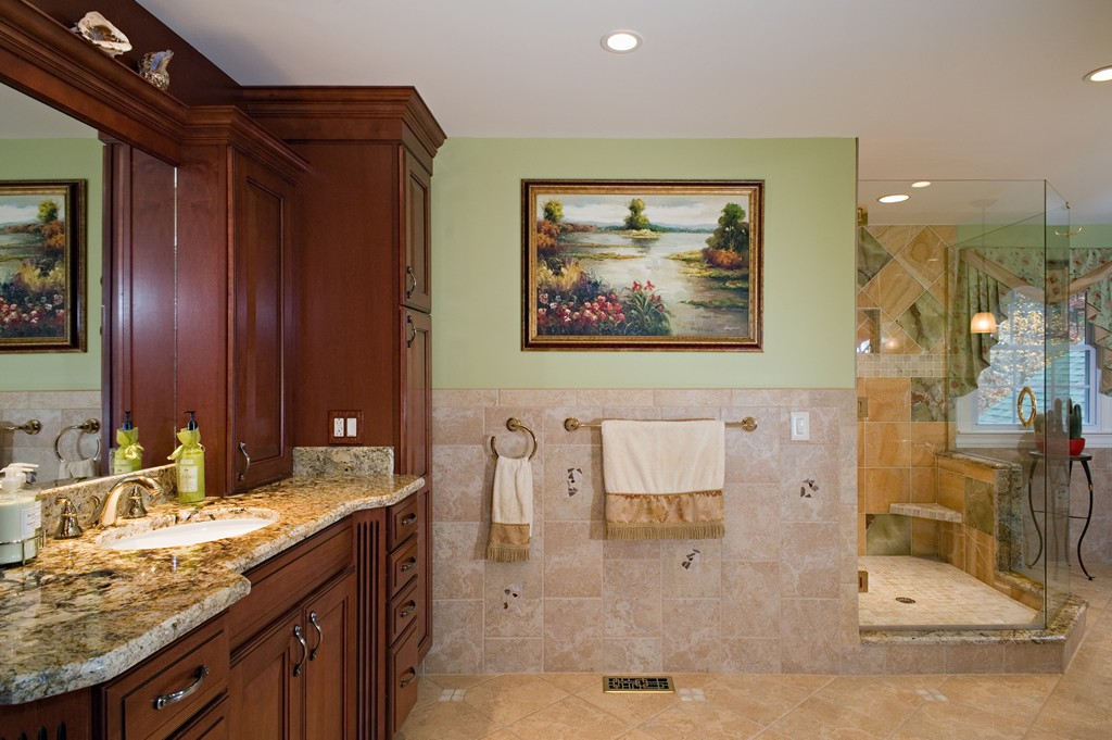 Bathroom Remodels by Specialty Kitchens of Hudson, NH
